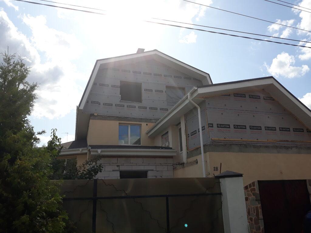 Реконструкция Филимонковское